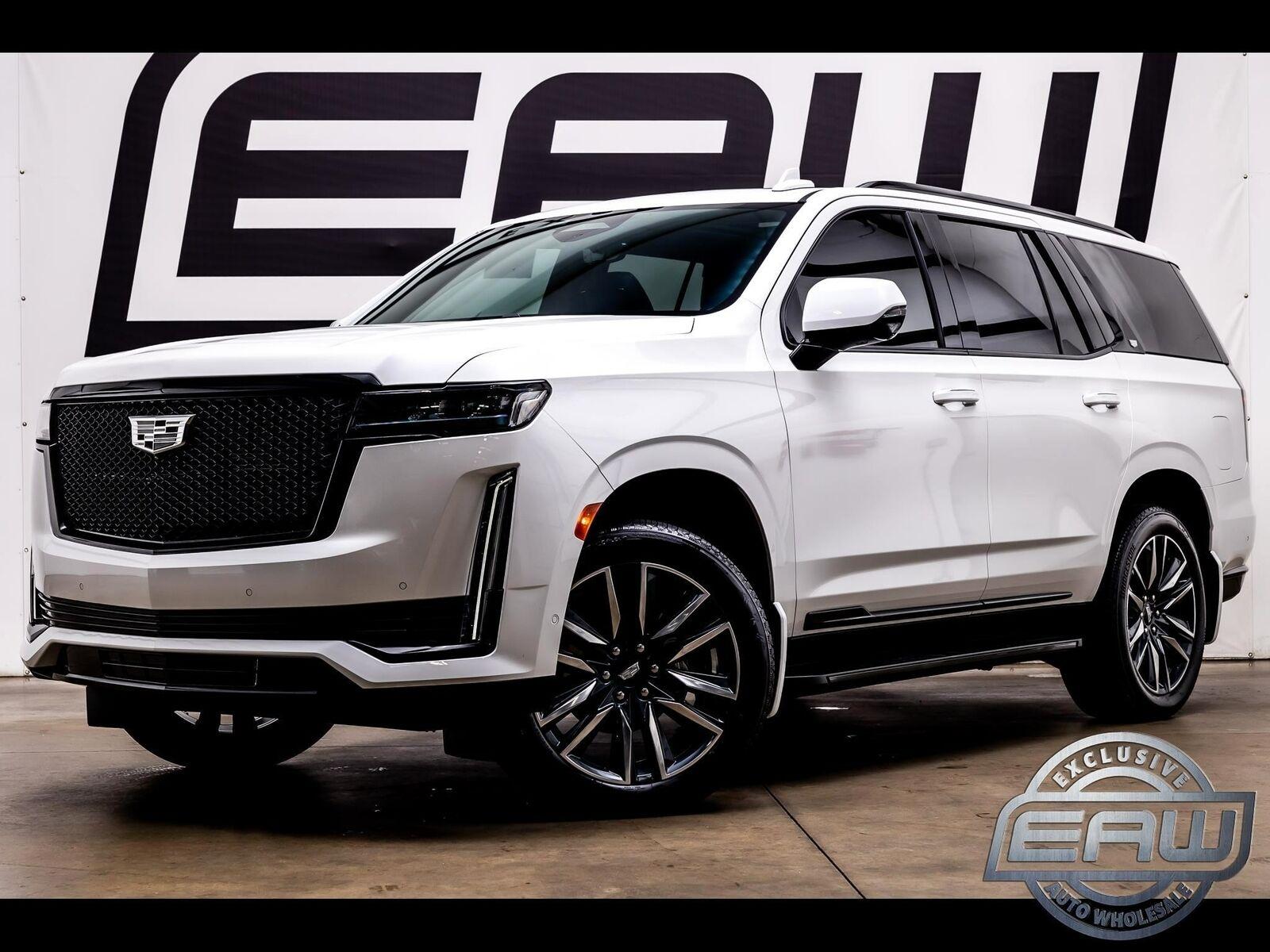 2021 Cadillac Escalade 4WD 4dr Sport