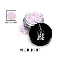 Lip Ink® Genuine Brillantes Polvos Magicos Bubble Gum - Chicle O