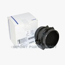 BMW Mass Air Flow Sensor MAF Siemens VDO OEM 5W K9 6132Z / 67451