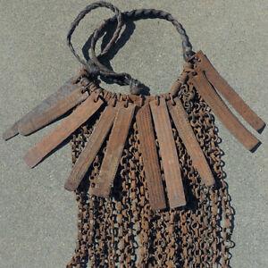old antique iron chain kirdi cache sexe kapiski cameroon #2
