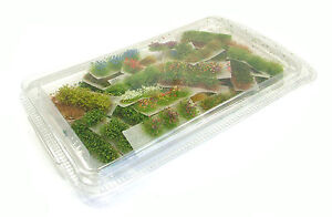 x160-Mixed-tufts-pack-Self-adhesive-static-model-grass-scenery
