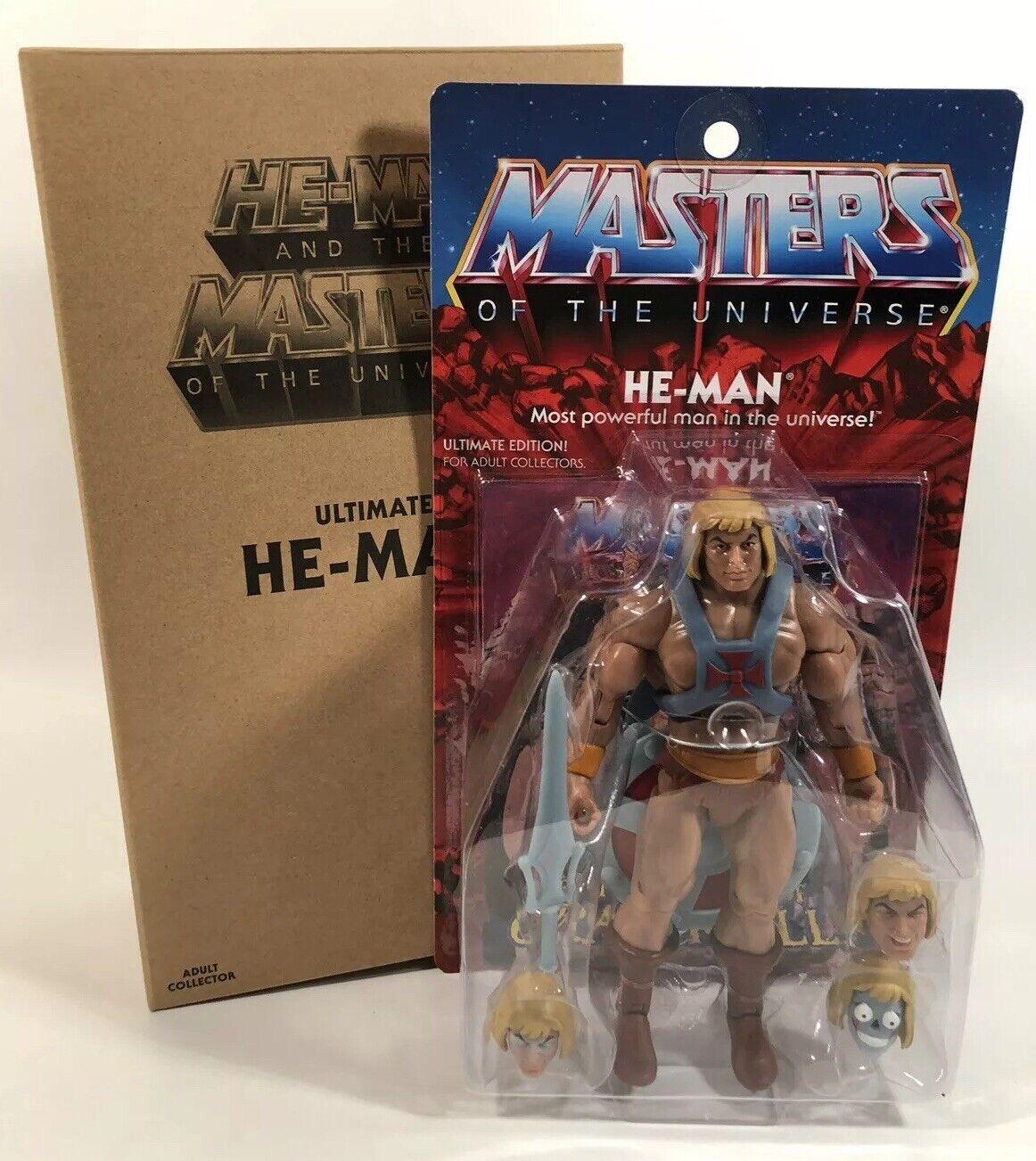 70% de descuento súper súper súper 7 los Amos del Universo Filmation Ultimate He-man 6  Figuras Amos del Universo en mano  la mejor selección de