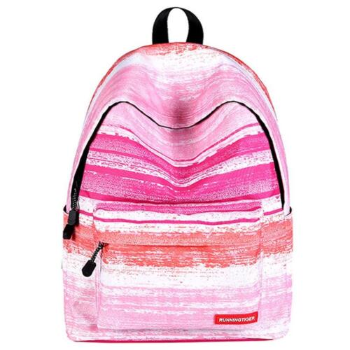 3D Women Men Travel Hiking Bag Galaxy Shoulder School Satchel Backpack Rucksack