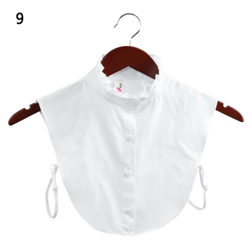 New Lace Black//White Shirt Fake Collar Clothes Accessories Blouse False Collar*