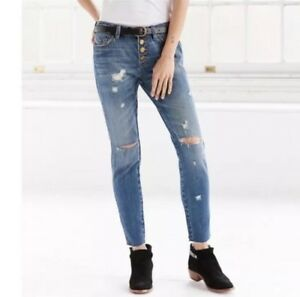 promotion picked up promo code Details about Urban Outfitter BDG Slim Boyfriend Low Rise Jean Size 30  Distressed Blue