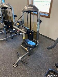 matrix aura series abdominal crunch gym exercise weight
