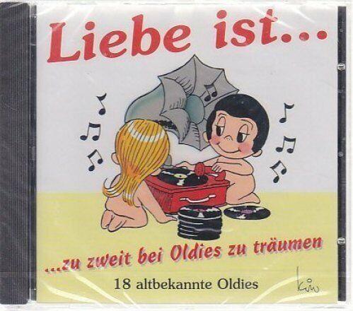 Liebe ist.. zu zweit bei Oldies zu träumen Ritchie Valens, Mary Hopkin, B.. [CD]