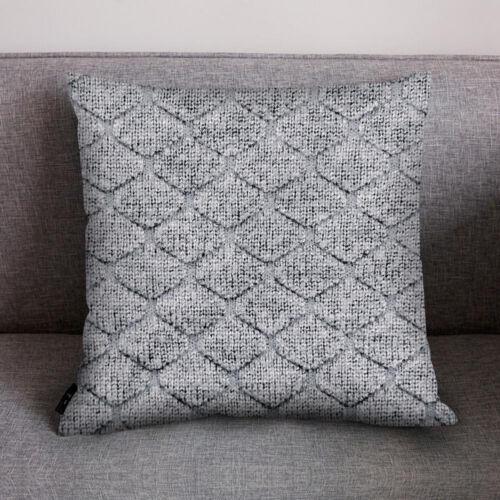 1 Pcs Print Pillow Case Polyester Sofa Car Cushion Cover Cafe Home Sofa Decor