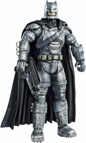 BATMAN V SUPERMAN DAWN OF JUSTICE DC COMICS MULTIVERSE 6-INCH ARMORED BATMAN