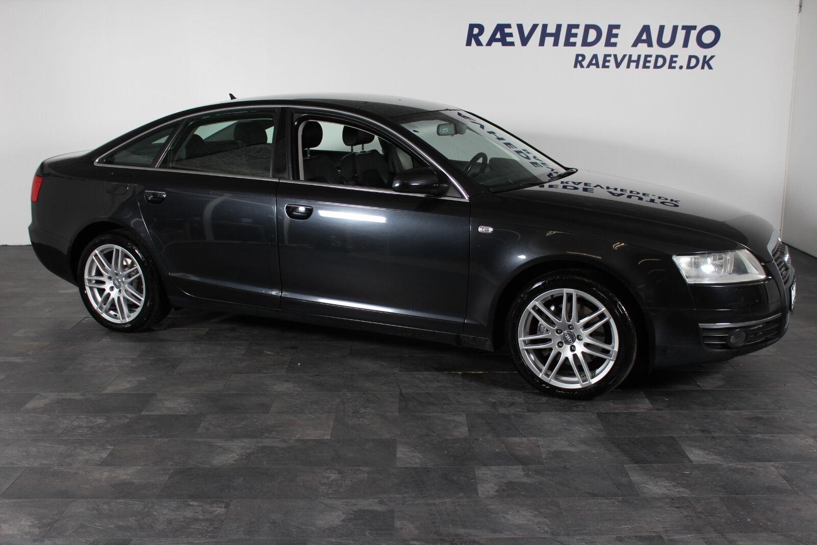 Audi A6 3,0 TDi quattro Tiptr. 4d - 79.900 kr.