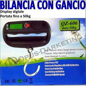 Caricamento dell immagine in corso BILANCIA-PORTATILE-CON-GANCIO -PESO-ELETTRONICA-PER-PESCA- c9bd4f0fe177