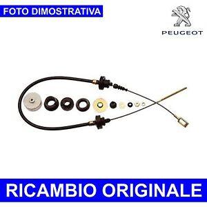 Cavo-comando-frizione-veicolo-peugeot-Boxer-ricambio-originale-nuovo