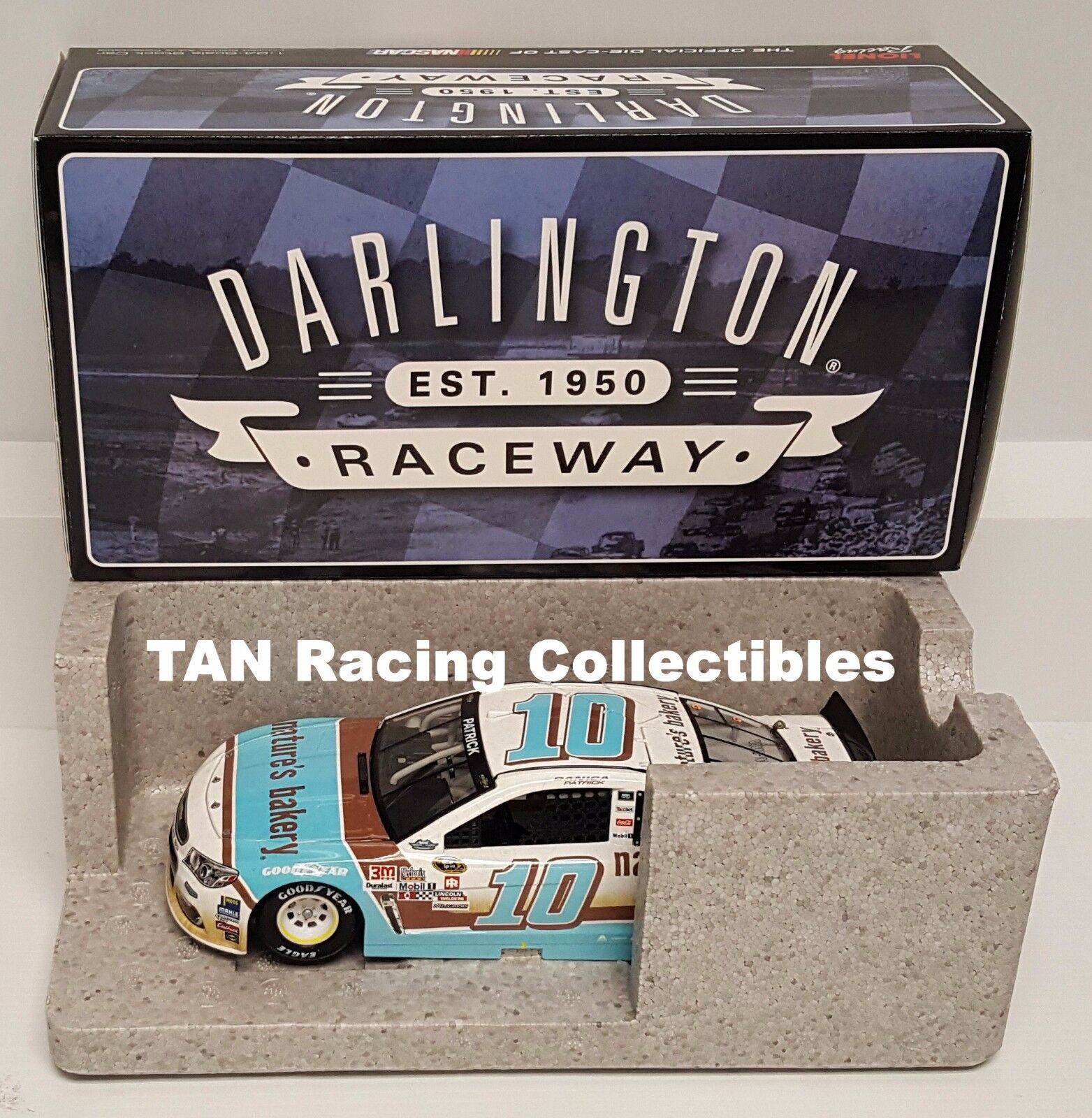 Danica Patrick 2016 Lionel Nature's panadería Darlington Throwback 1 24 Gratis