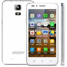 XGODY Unlocked 4Core Smartphone T-Mobile 5MP 2SIM 3G/2G Android 4.5'' Cell Phone