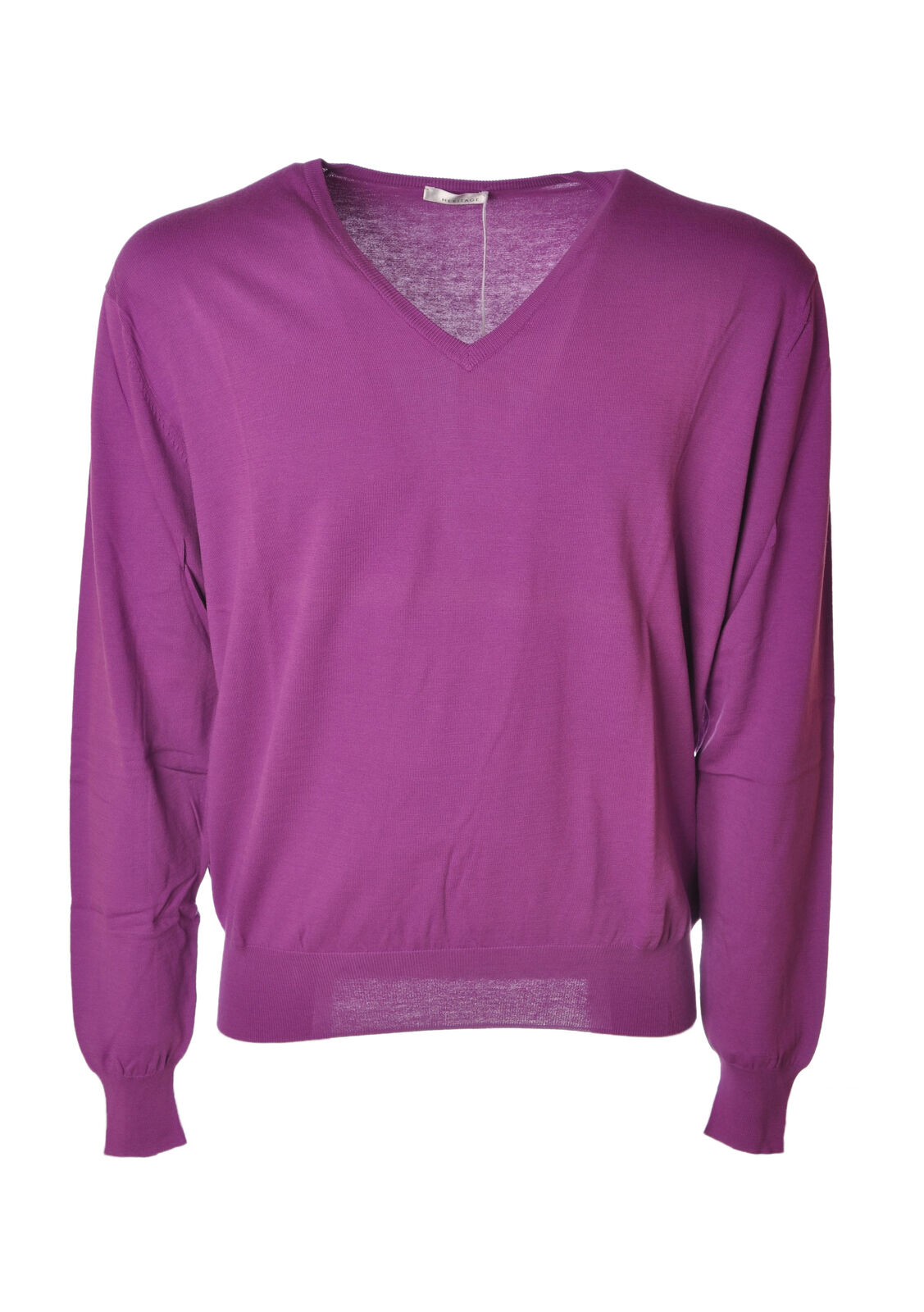 Heritage  -  Sweaters - Male - Viola - 4634122A185713