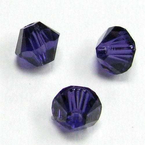 SWAROVSKI XILION CRYSTAL Element 5328 Bicone Bead Many Color Size 5mm 6mm 8mm