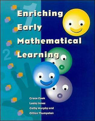 Enriching Early Mathematical Learning by Cook, Grace|Jones, Lesley|Murphy, Cathy