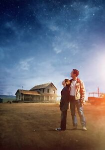 INTERSTELLAR-Movie-PHOTO-Print-POSTER-Textless-Film-Art-Matthew-McConaughey-009