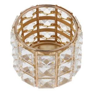Crystal-Bead-Candle-Holder-Votive-Tea-Light-Candelabra-Dinner-Table-Decor-3