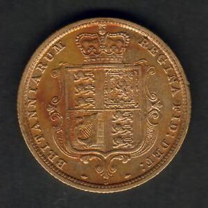 Australia-1887-Sydney-Young-Head-1-2-Sovereign-Trace-Lustre-VF