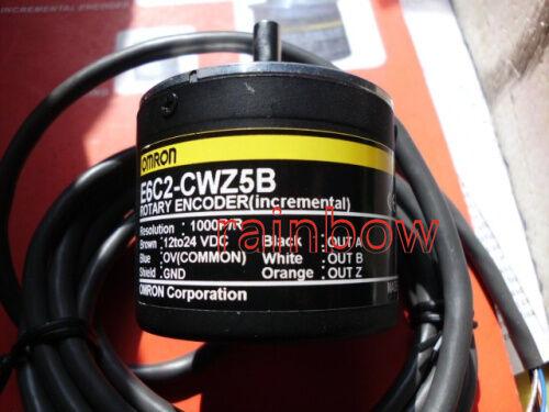 1PC  NEW Omron Rotary Encoder E6C2-CWZ5B 1000P//R E6C2CWZ5B