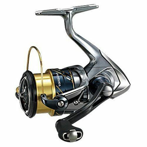 New Shimano 16 VANQUISH 2500HGS Spininng Reel Salt Water Fishing from Japan
