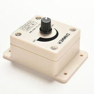 Adjustable-12V-8A-PIR-Sensor-LED-Strip-Light-Switch-Dimmer-Brightness-Control-SK