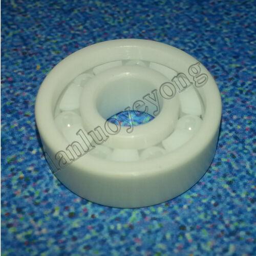 2pcs Full Ceramic Bearing  ZrO2 Ball Bearing 3x6x2mm  Zirconia Oxide