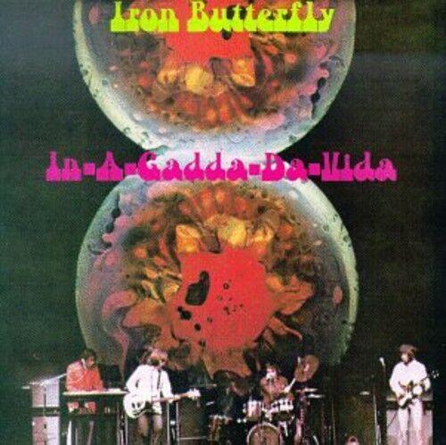 1 of 1 - Iron Butterfly - In-A-Gadda-Da-Vida [New CD]