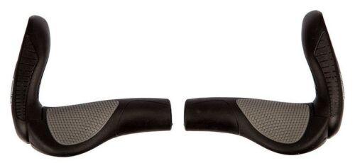 Ergon GP4 Ergo L or S Large// Small Grips Adjustable Bar End Mountain Hybrid Bike