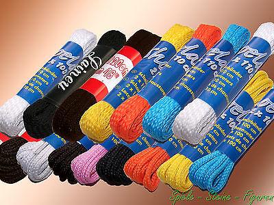1 Paar Schnürsenkel 60-120cm, Schuhbänder Weiß Braun Schwarz Gelb Blau Pink Diversifizierte Neueste Designs