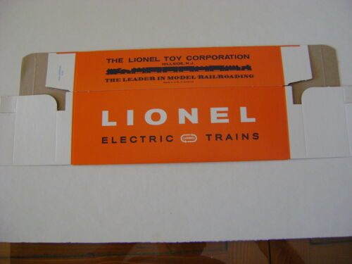 Lionel   3419 Licensed Reproduction Window  Helicopter Car Box