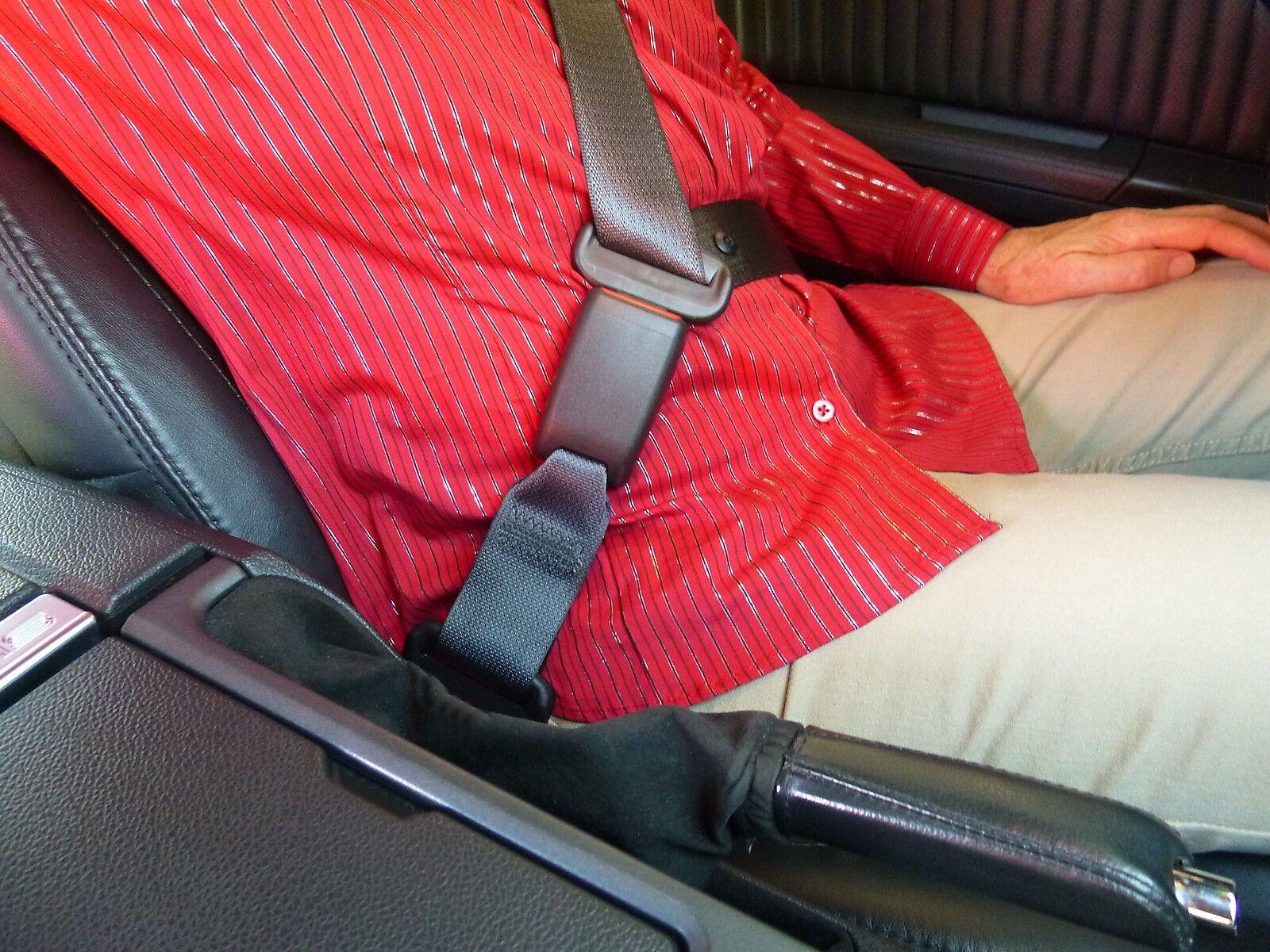 Seat Belt Extender Seatbelt Extension for 1986 Ford Ranger Pickup Truck