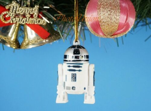 CHRISTBAUMSCHMUCK Weihnachten Xmas Haus Deko Star Wars R2-D2 Astromech Droid