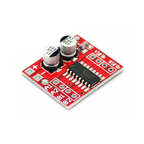 Mini-L298N rcdual Channel DC Motor Driver Mini module de commande de vitesse au-delà-UK
