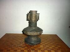 vase à flèche en bronze CHINE dynastie ming Chinese vase arrow brass antique
