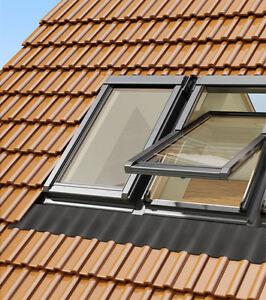 dachfenster schwingfenster 55x78 78x55 mit eindeckrahmen dauerl ftung ebay. Black Bedroom Furniture Sets. Home Design Ideas