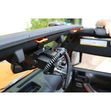 Rugged Ridge CB Ham Radio Mount Jeep Wrangler JK 07-16 Windshield Dash Mounting