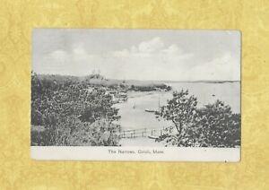 MA-Cotuit-1908-14-antique-postcard-THE-NARROWS-MASS