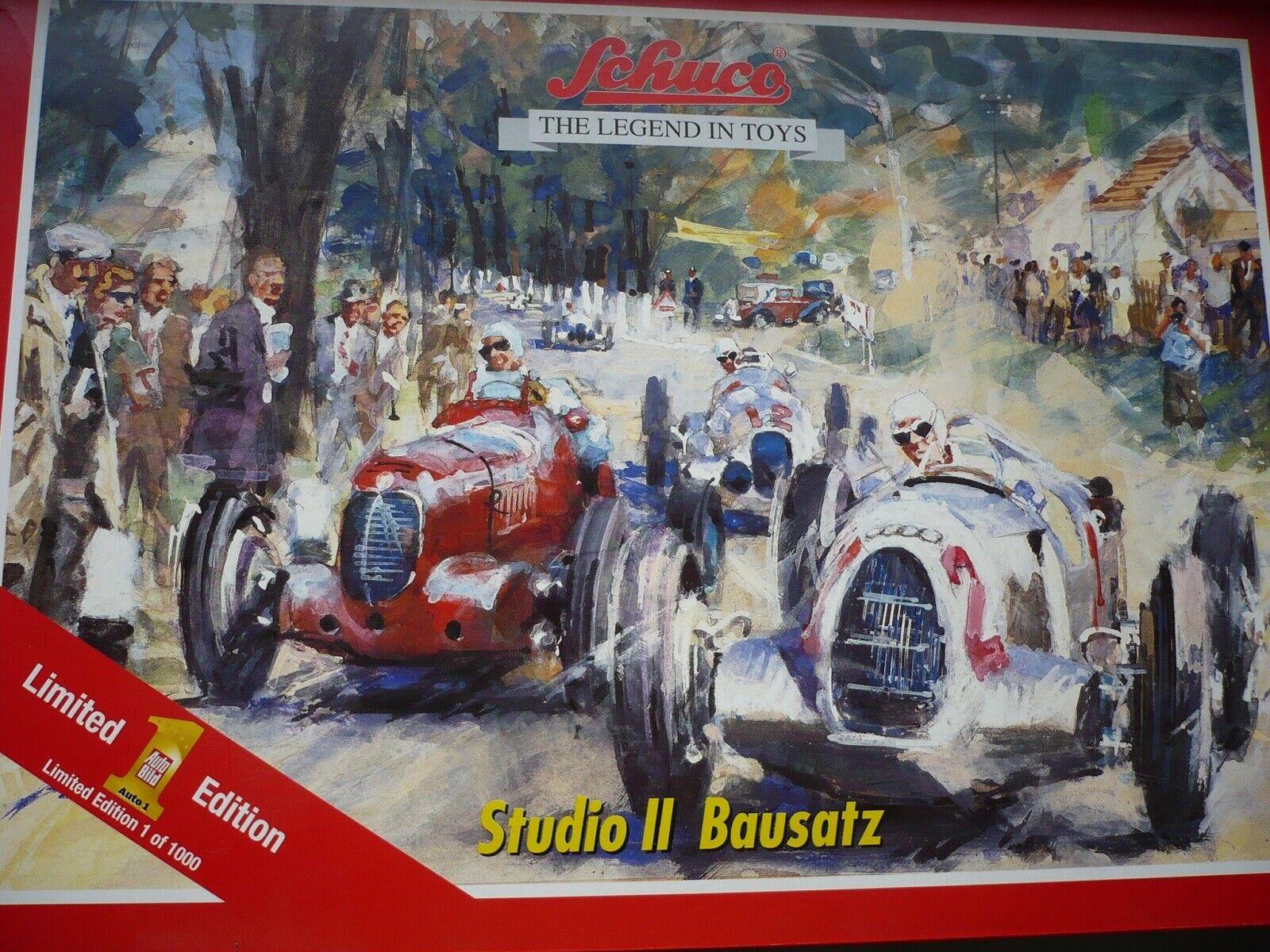 Schuco 50121700 STUDIO II BAUSATZ OVP-