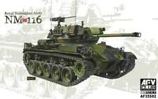 1/35 AFV 35S82 -  NM116 TANK  ROYAL NORWEGIAN ARMY  Plastic Model Kit