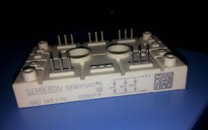 1PCS SKD145/16 SKD14516 SKD145-16 SEMIKRON Module