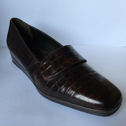 Wide Fit Taglia Brown Shoes Ee Dress Eyre Dal 7 Court Fitting Van Womens wgZ4Ctx4