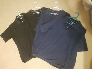 lot-of-4-men-039-s-polo-t-shirts-size-large