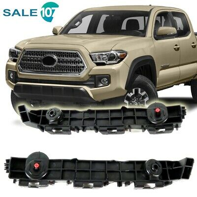 Bumper Bracket Set For 2016-2018 Toyota Tacoma Front Steel 2Pc