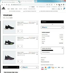 prisa hambruna salvar  Adidas COUPON 30% OFF Online Purchase CODE - SUPER FAST eDELIVERY | eBay