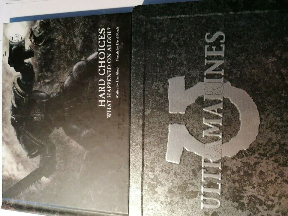 WarhammerUltramarines special edition coll., til pc,