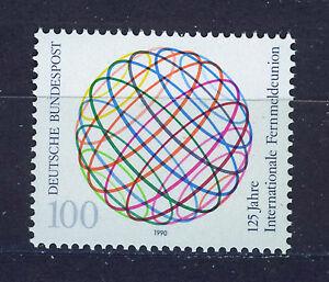 ALEMANIA-RFA-WEST-GERMANY-1990-MNH-SC-1604-ITU