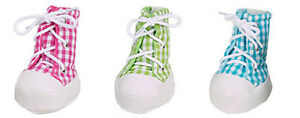 East Side Collection GINGHAM Dog Shoes Boots LIMITED SIZES & COLORS