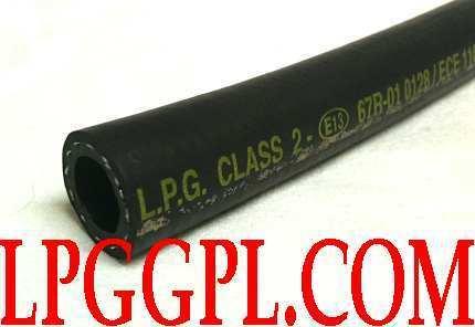 LPG Vapour Gas hose 6mm autogas 1m length